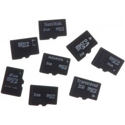 Karta pamięci 2GB DM różni...