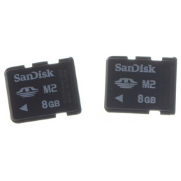Karta pamięci M2 8GB DM...