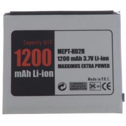 Bateria Maxximus Htc HD2...