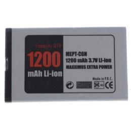 Bateria Maxximus Nokia...