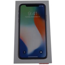 Pudełko iPhone X Silver...