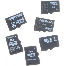 Karta pamięci 1GB DM różni...