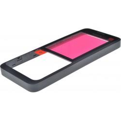 A-cover Nokia 301 czarny nowy