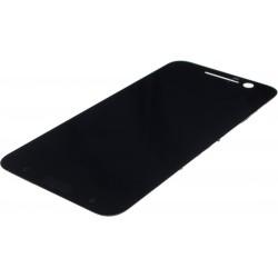 Wyświetlacz HTC 10 czarny A-
