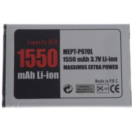 Bateria Maxximus Lg P970 L3...