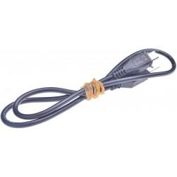 Kabel micro usb 0,5m czarny...