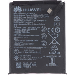 Bateria Huawei P10...